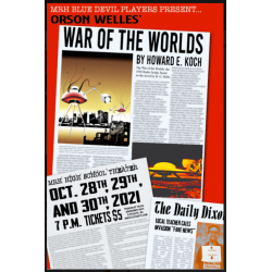 October 30th-War of the...