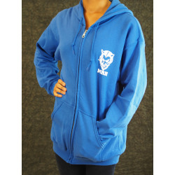 Royal Full Zip Sweatshirt